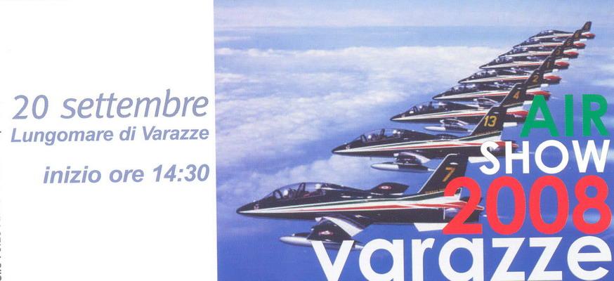 Air Show 2008 - Varazze 20 settembre ore 14.30