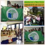 Varazze_2010_consegna Bandiere Verdi ai plessi scolastici di Pero e Casanova