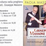 Ricordo del dr. Giuseppe Massone