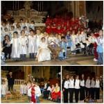 Recita di Natale della scuola dell'infanzia Guastavino