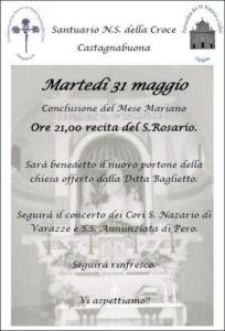 Varazze-Castagnabuona.31.05.16.conclusione-mese-mariano