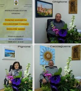 Varazze-Gallery-Malocello.8.02.2016.Pignone-Cacciaguerra-Ghiglione