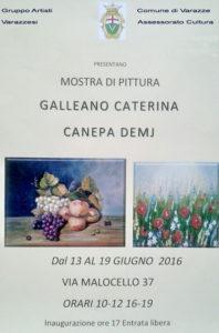 Varazze.13-19.06.18.Gallery-Malocello_Caterina-Galleano-e-Demj-Canepa