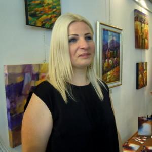 Varazze.13-19.06.2015.mostra-personale-di-Elena-Gladkova