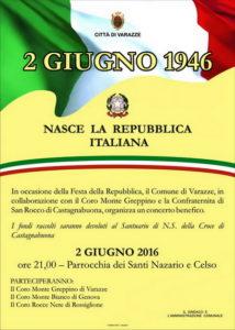 Varazze.2.06.2016.Festa-della-Repubblica_concerto-a-S-Nazario