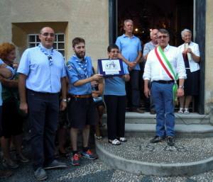 Varazze.2.08.2015.Castrum-d'Argento-agli-Scout-di-Varazze