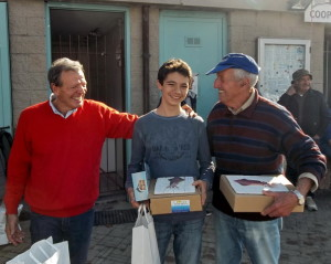 Varazze.7-8.11.2015.XIV-Trofeo-di-pesca-sportiva-A'-Totanassa