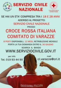 Varazze.CRI-Servizio-Civile-Nazionale.2016