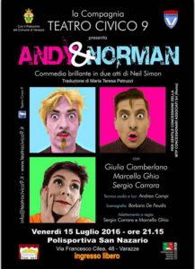 Varazze.Poil-S-Nazario.15.07.16.Andy&Norman-commedia-in.2.atti-di-Neil-Simon