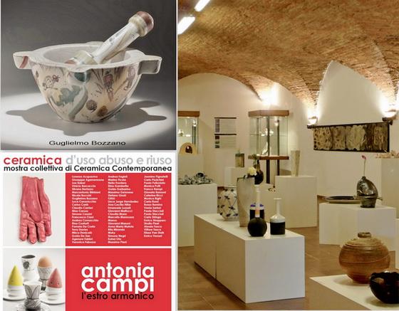 Ponente Varazzino » Varazze. Un'opera di Bozzano esposta alla 'Mostra Collettiva di Ceramica d ...