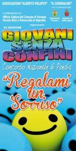 Varazze.2015.XV.concorso-nazionale-di-poesia -Giovani-Senza-Confini