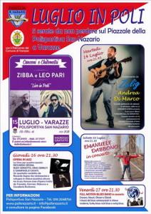 Varazze-Poli-S-Nazario-14-18.07.2015-5-serate-in-Poli-San-Nazario