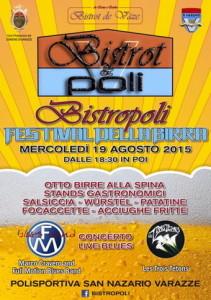 Varazze.19.08.2015.Poli-S-Nazario-Bistropoli-festival-della-birra