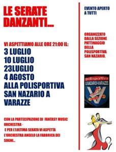 Varazze.2015.Le-Serate-Danzanti-della-Polisportiva-San-Nazario