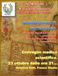 Varazze-Castagnabuona.23.10.2015.conferanza-medica-sulla-Sindone