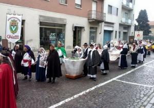 Santhià.3.04.16.Il-GAV-alla-Sfilata-Allegorica-di-Primavera