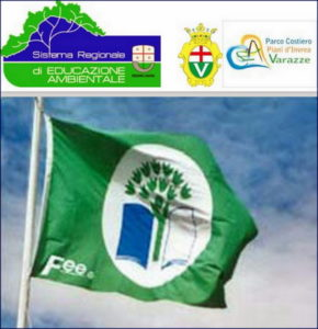 Varazze.2016.Bandiera-Verde-alla-Scuola-De-Andrè