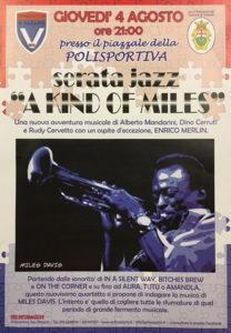 Varazze-Poli-S-Nazario.4.08.16.serata-jazz_a-Kind-of-Miles