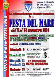 Varazze-Poli-S-Nazario.9-13.08.16.Festa-del-Mare