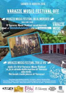 Varazze-Music-Festival.13.08.2016.locandina