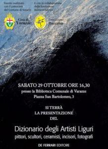 varazze-29-10-2016-presentazione-dizionario-degli-artisti-liguri