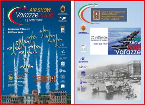 Air Show Varazze 2006 - 2008