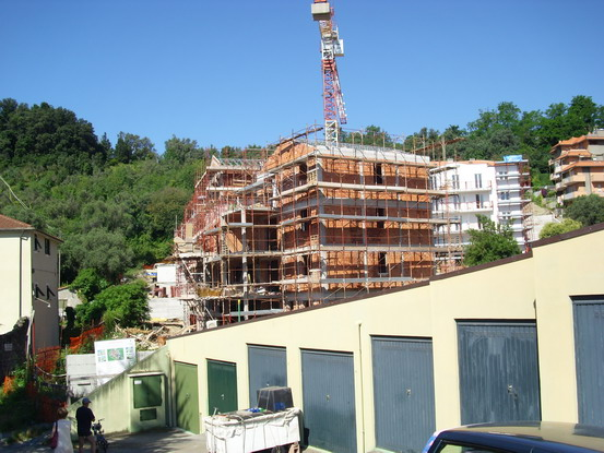 Insediamento edilizia agevolata  a Varazze in località Rio Cucco