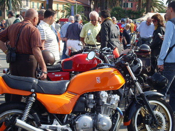 1° Motoraduno d'Epoca Varazze 14.09.2008