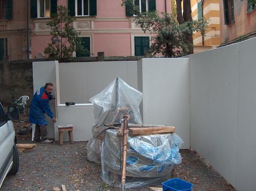Scenografia Presepe Vivente di San Nazario 2007-4