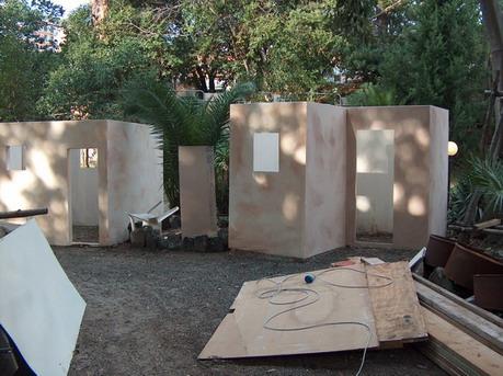 Scenografia Presepe Vivente 13° edizione 2007