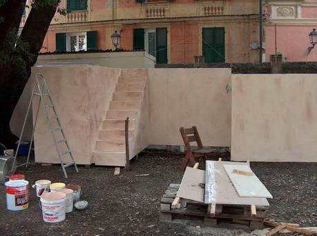 Scenografia Presepe Vivente 13° edizione 2007-1