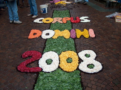 Sassello 2008 - Corpus Domini